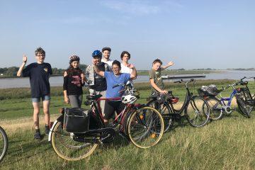 Fahrradtour durch den Landkreis Leer